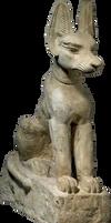 Anubis Statue (stock)