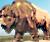 World's Largest Buffalo Jamestown Icon
