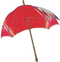 Red Umbrella (stock) by linux-rules
