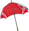Red Umbrella Icon big by linux-rules