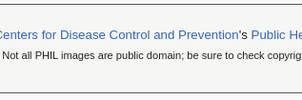 Public Domain, CDC