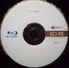 Blu-ray Disc Recordable Erasable Icon big