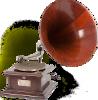 Gramophone Icon big