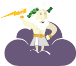 Zeus (cloud) Icon ultrabig