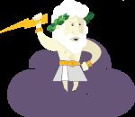 Zeus (cloud) Icon ultrabig