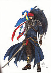Prince Azazel by Khanorn