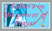 Prayer Stamp by Azynia