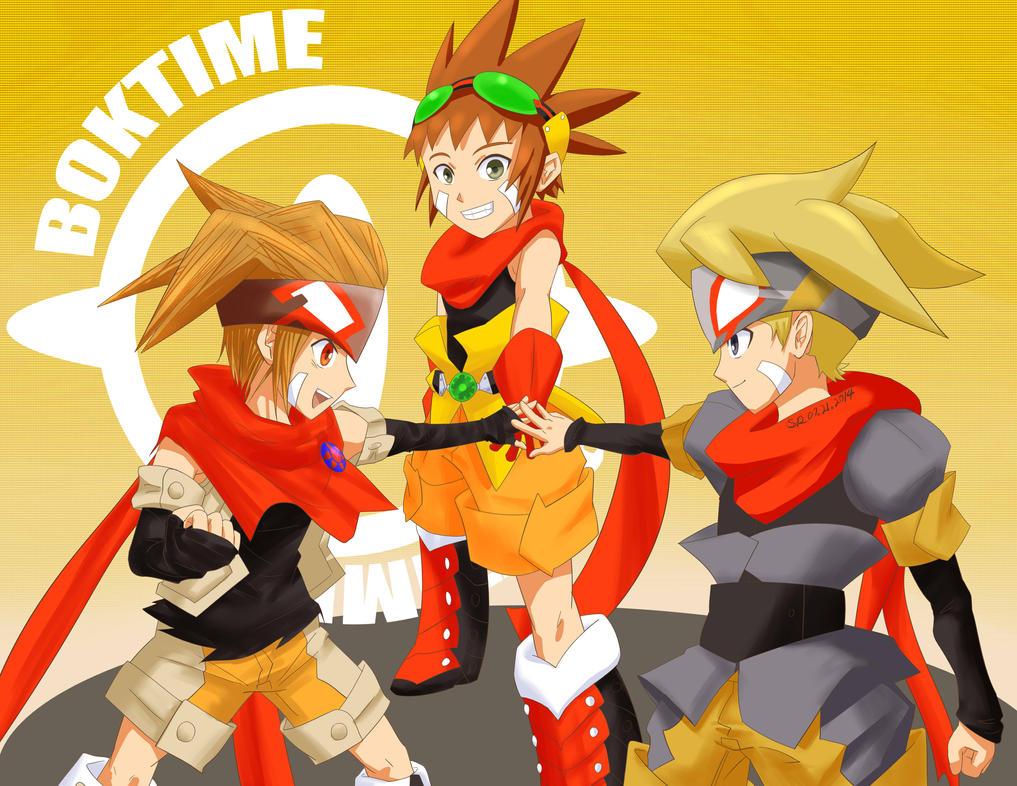 Bok-Time! by ScarletReisen