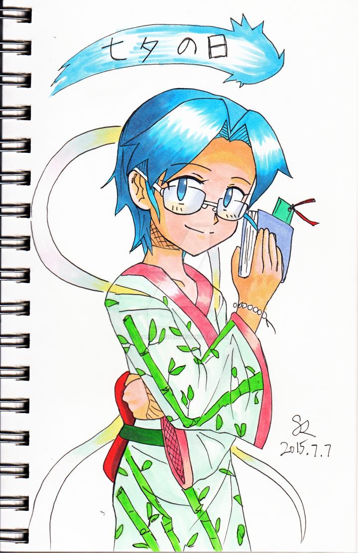 Nomi's Tanabata by ScarletReisen