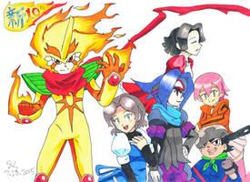 Shinbok 10th Anniversary by ScarletReisen