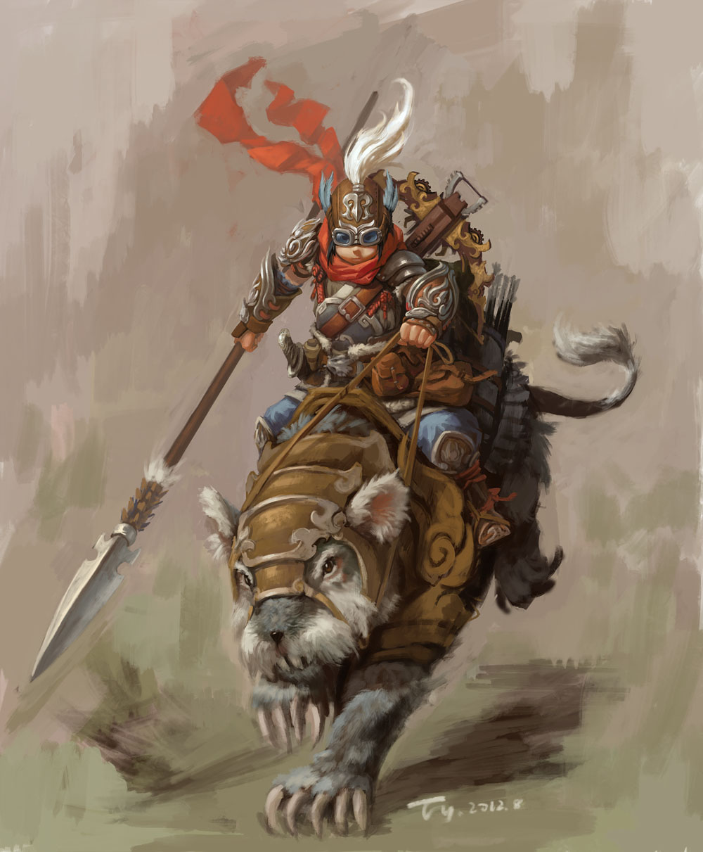 Giant Rat Cavalry By Tayo750988 On Deviantart