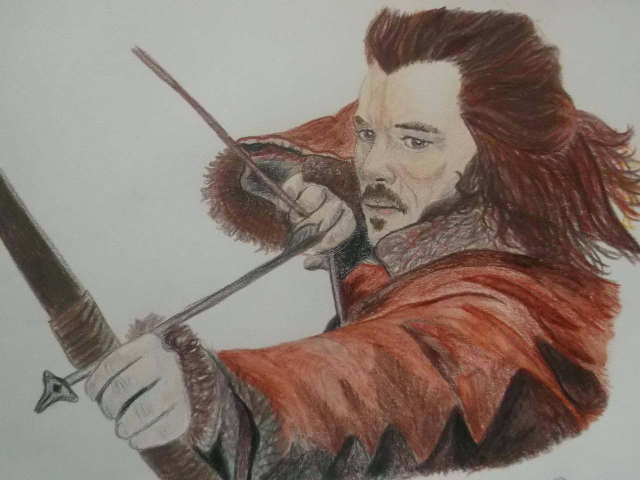 Bard the Bowman by M3ganK