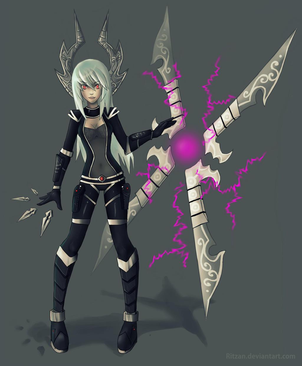 Nashor - Nightblade Irelia