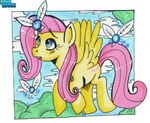 Fluttershy and the Fairies