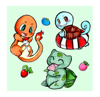 Lil Starters by PoneBooth