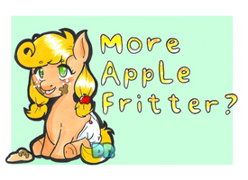 more apple fwittle ? by PoneBooth