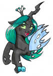 Chrysalis Bust - Ponebooth by PoneBooth