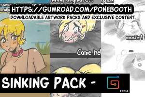 Gumroad - Sinking Pack Girls in Peril