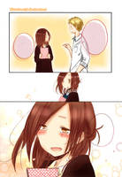 Isshuukan friends - capitulo 3 by Heroine-15