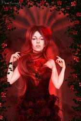 Until the last petal ... by Irina-Ponochevnaya