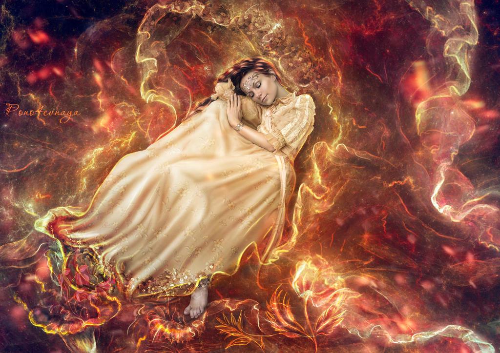 Midsummer Night's Dream by Irina-Ponochevnaya