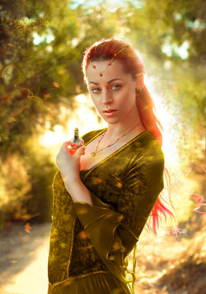 magic autumn by Irina-Ponochevnaya