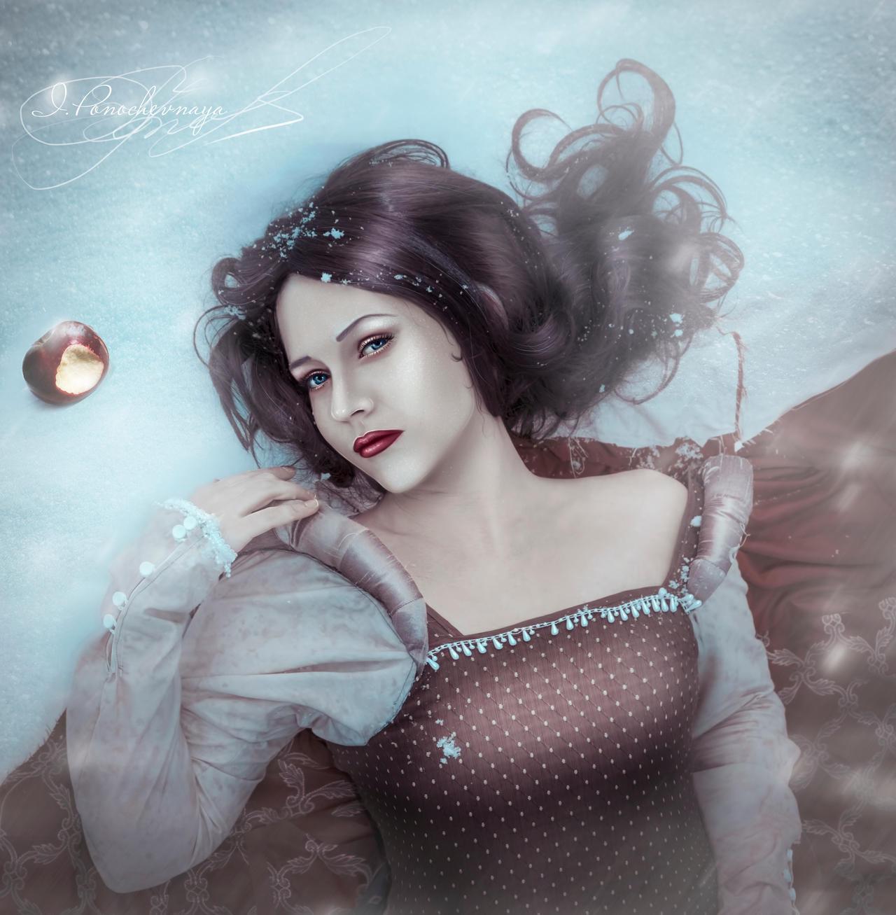 Princess Snow White by IrinaPonochevnaya