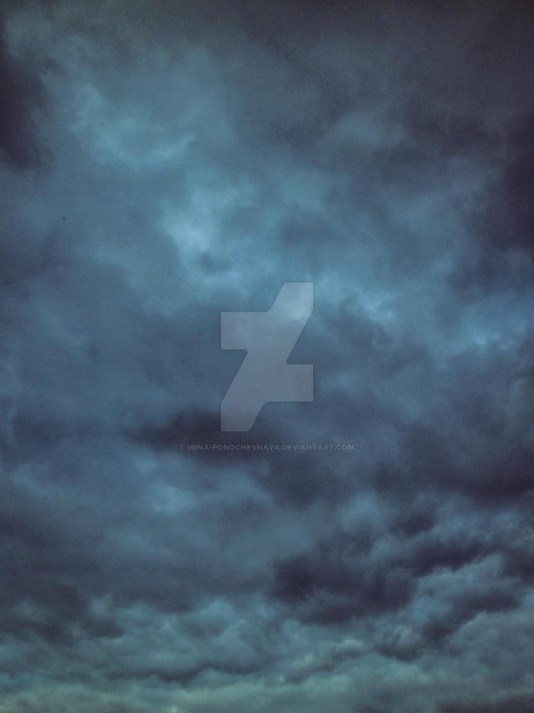 dark sky by Irina-Ponochevnaya