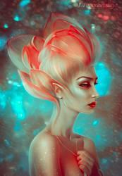 little lily by Irina-Ponochevnaya