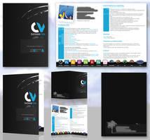 My Curriculum Vitae Design by IQuintana