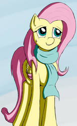 [ATG] Fluttershy by Cluvry