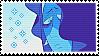 Blue Diamond 01 by galaxyhorses