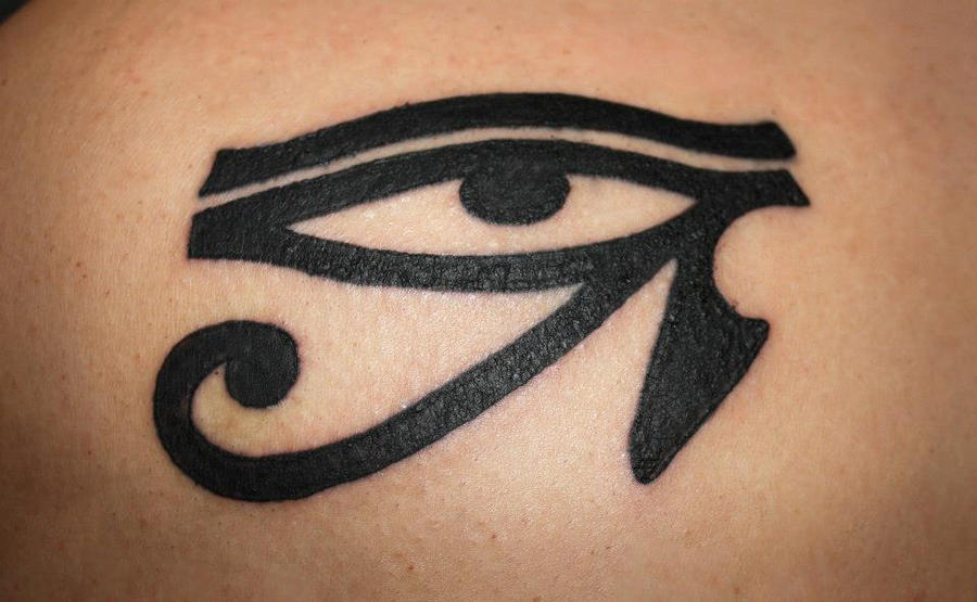 Tattoo 1 eye of horus mika by briescha on deviantart for Eye of horus temporary tattoo