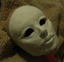 2013 BJD Rowan, Rough Face Sculpture by briescha