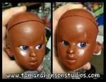 MYTH-BABIES BJD: Garyn's New Look by briescha