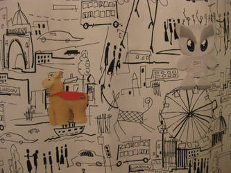 Shower Curtain: Part Two