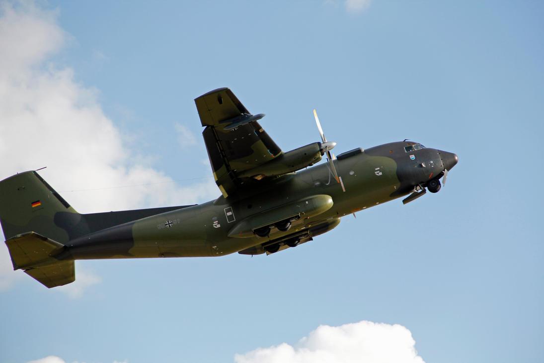 C-160 Transall by gurkenhals