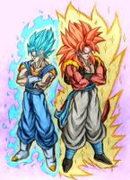 The Invincible Fusions