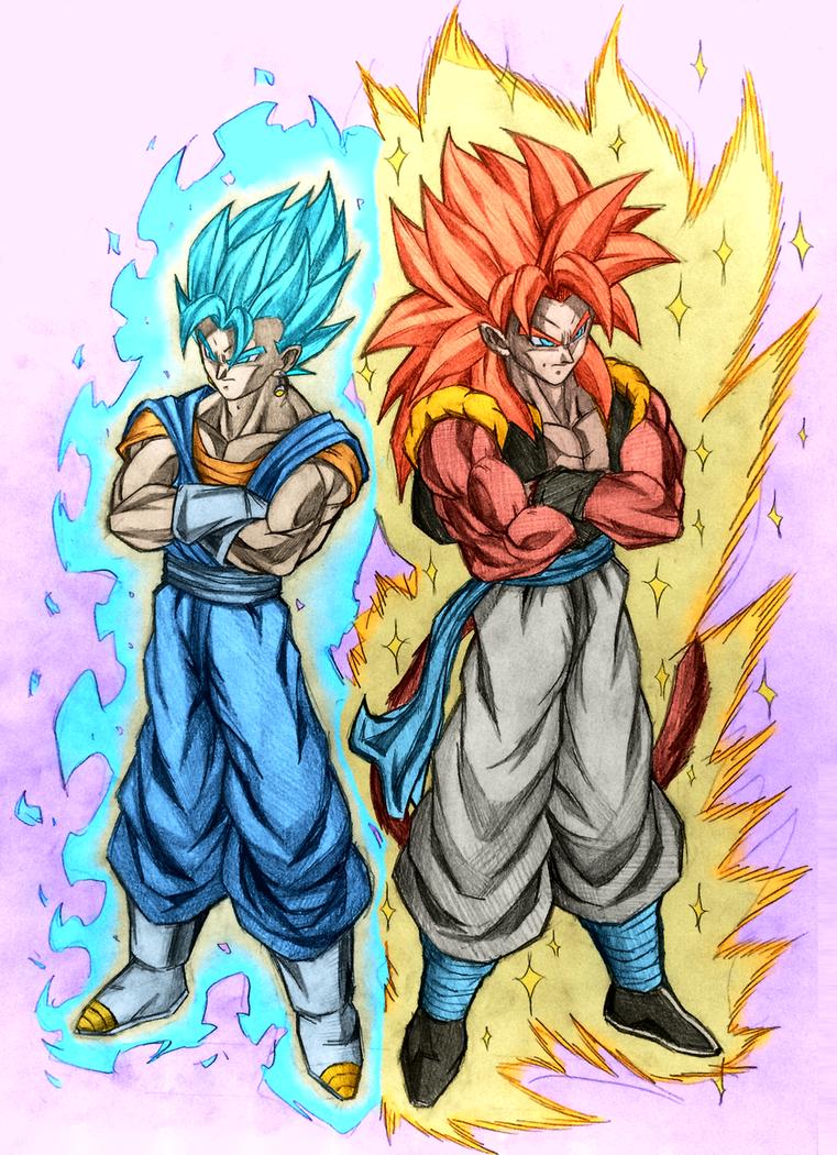 The Invincible Fusions by ssjgogeto
