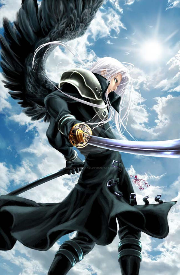 sephiroth 3 by shizuo