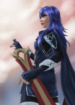 Lucina WIP