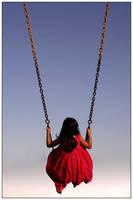 Her own sentimental dream by Eu-pho-ric