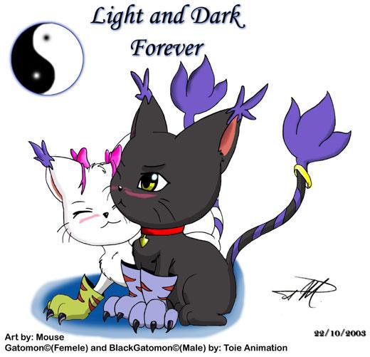 Digimon White Cat