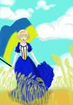 This is Land of Ukraine