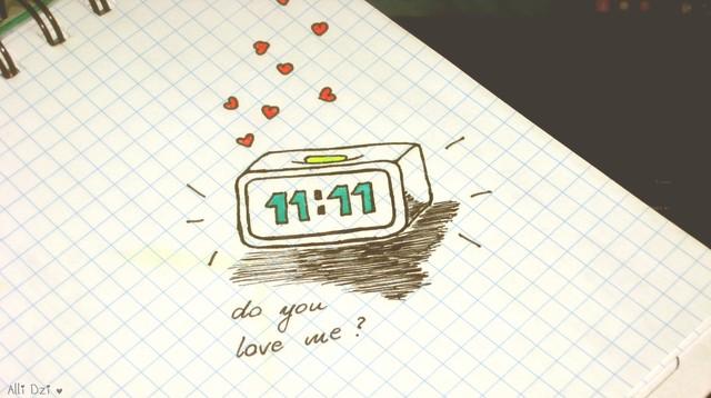 it's love time by AlliDzi