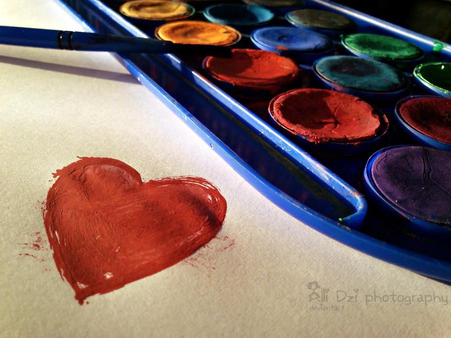art-love by AlliDzi