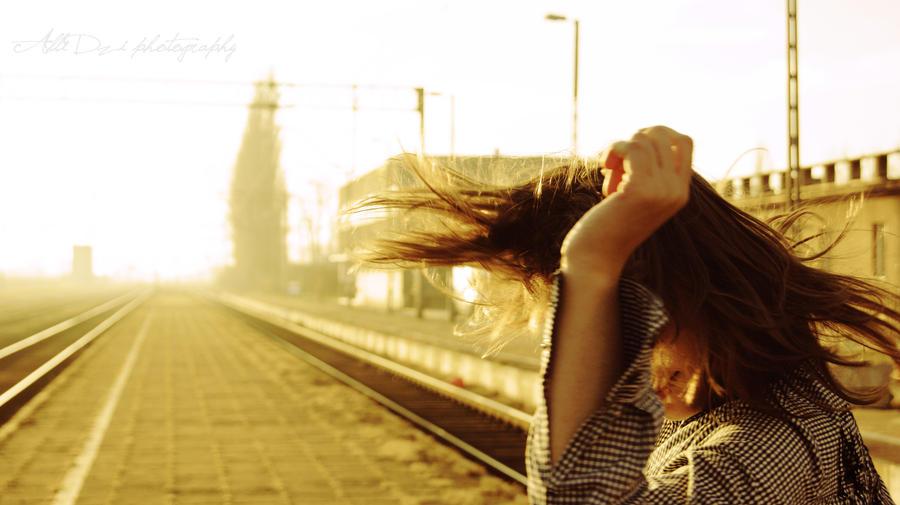 Wind of freedom by AlliDzi