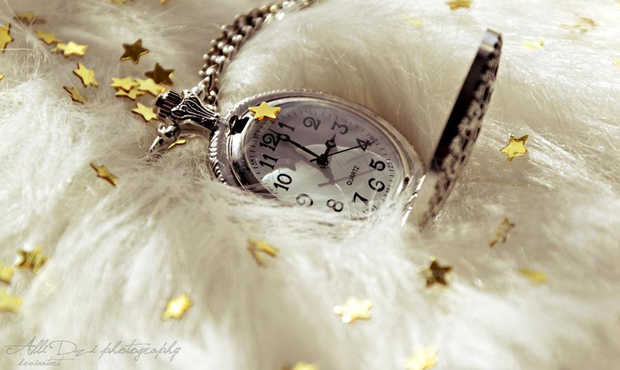 It's your time. by AlliDzi