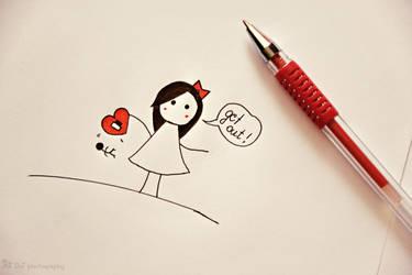 Of my heart by AlliDzi