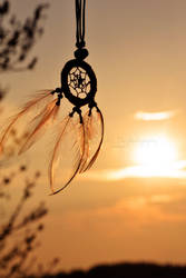 Sunset dream by AlliDzi